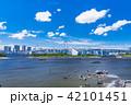《東京都》お台場・都市風景 42101451