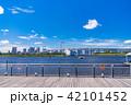 《東京都》お台場・都市風景 42101452