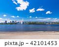 《東京都》お台場・都市風景 42101453