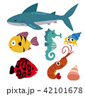 marine life vector collection design 42101678