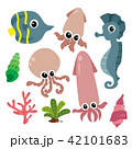 marine life vector collection design 42101683