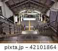 駅の階段 42101864