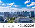《東京都》お台場・都市風景 42102226