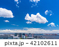 《東京都》お台場・都市風景 42102611