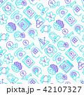 シームレス パターン 柄のイラスト 42107327