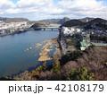 犬山・木曽川・犬山橋 42108179