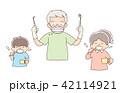 子ども 歯科医 歯医者のイラスト 42114921