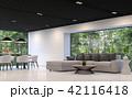 ダイニング 食卓 食事のイラスト 42116418