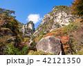 昇仙峡 覚円峰 秋の写真 42121350