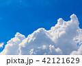 夏の青空 42121629