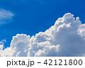 夏の青空 42121800