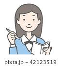 勉強 高校生 中学生のイラスト 42123519