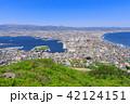 函館山から見る函館市街 42124151