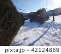 群馬・宝台樹スキー場・ゲレンデ 42124869