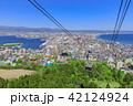 函館 函館山 ロープウェイの写真 42124924