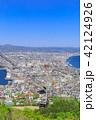ロープウェイ 市街 眺望の写真 42124926