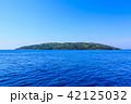 黒島行きフェリーから 黒島の眺め 【長崎県佐世保市】 42125032