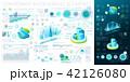 インフォグラフィック 会社 企業のイラスト 42126080