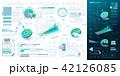 インフォグラフィック 会社 企業のイラスト 42126085