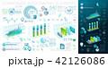 インフォグラフィック 会社 企業のイラスト 42126086
