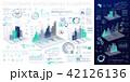 インフォグラフィック 会社 企業のイラスト 42126136
