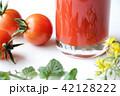 トマトジュース 42128222