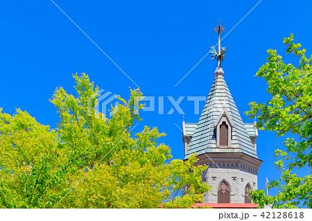函館_カトリック元町教会 42128618
