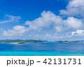 阿嘉島 海 風景の写真 42131731