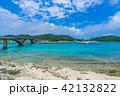 阿嘉大橋 橋 阿嘉島の写真 42132822