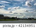 雲 空 風景の写真 42134951