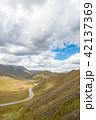 道路 ニュージーランド 風景の写真 42137369