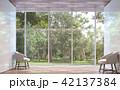 空間 部屋 窓のイラスト 42137384