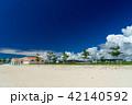 石垣島 夏 ビーチの写真 42140592