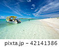 石垣島 海 夏の写真 42141386