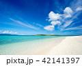 石垣島 海 夏の写真 42141397
