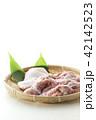 鶏もも肉ブロック3 42142523