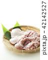 鶏もも肉ブロック7 42142527