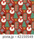 クリスマス 樹木 樹のイラスト 42150549