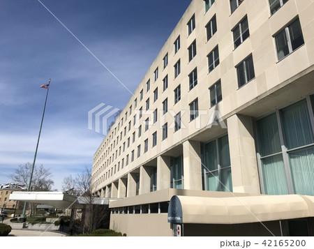 アメリカ 国務省 建物の写真素材 [42165200] - PIXTA