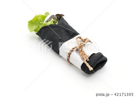 wrap salad roll 42171305