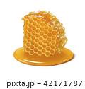 はちみつ 蜂蜜 蜜の写真 42171787