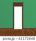かべ ドア 戸のイラスト 42172646