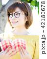大学生 女子 女の子の写真 42180678