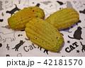 抹茶マドレーヌ(シェル型) 42181570