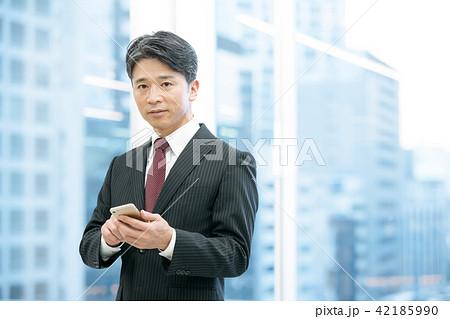 ビジネスマン 幹部社員 ビジネスイメージ 42185990