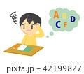 学習障害 アルファベット 42199827