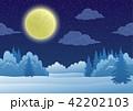 景色 風景 ベクトルのイラスト 42202103