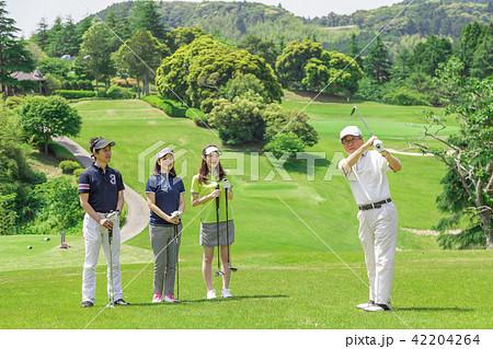 ゴルフイメージ 42204264
