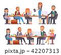 ビジネス 人々 人物のイラスト 42207313