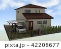 家の外観 42208677